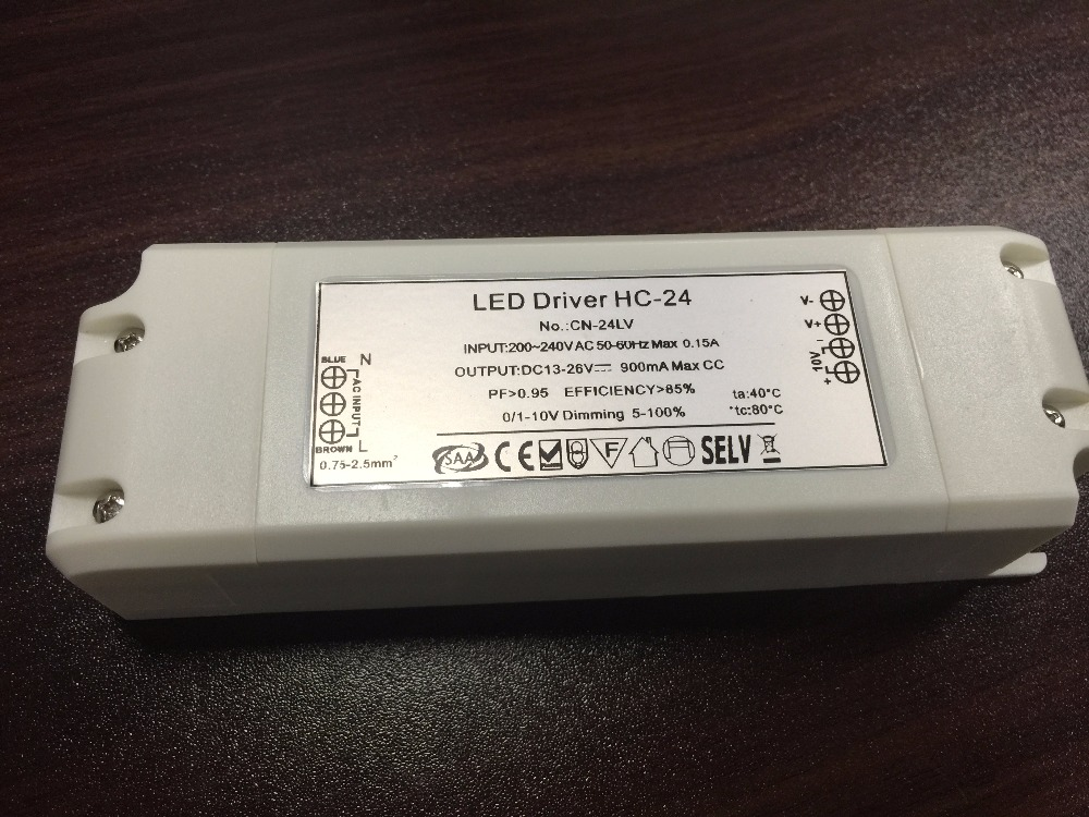 power with constant current 350/500/700MA triac dimmable led drivers with on 12w applicable to the ceiling lighting