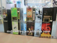 Commercial Hot and Cold Beverage Vending Machine with Cup Dispenser F302