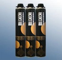 multi-function single-component spray canned PU foam sealant