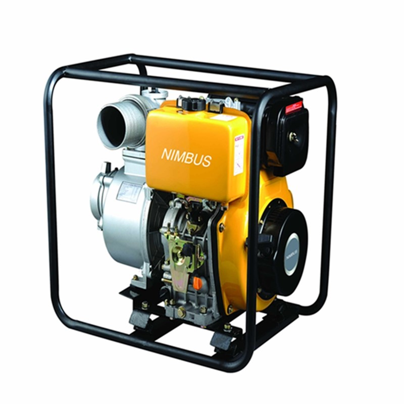 NIMBUS 4Inch Irrigation Pumps Supply High Quality Diesel Water Pump