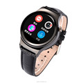 Hot smartwatch SIM card TF card leather wristwatch Android smart watch