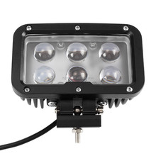 automotive motorcycles 7 inch led driving light 60 watt Crees led work light