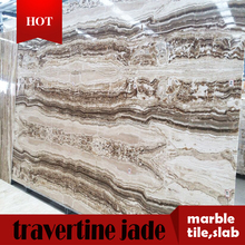hot sale travertine jade marble slab