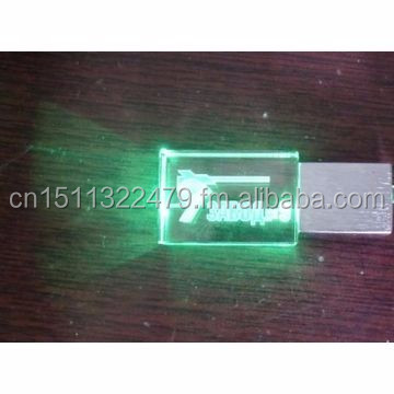 Logo Engraved Crystal Shinning usb flash drive metal key SK-201 USB2.0 for Gifts Gadget Promotional Item