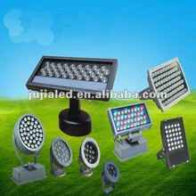 50w dmx IP65 rgb color changing outdoor led flood light