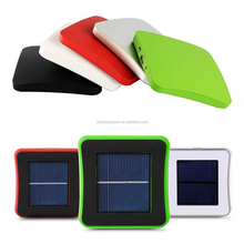 Universal charger Solar Power Bank 5200mah Portable External Battery Charger For Mobile phone