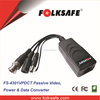 Folksafe 1 Channel Video Balun Power