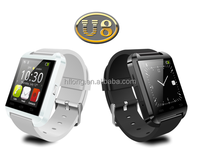 low price china watch mobile phone ,smart watch U8, bluetooth wrist watch