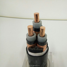 Low voltage XLPE insulated PVC sheathed electrical power cable