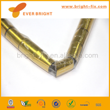 High quality golden color aluminum foil paper