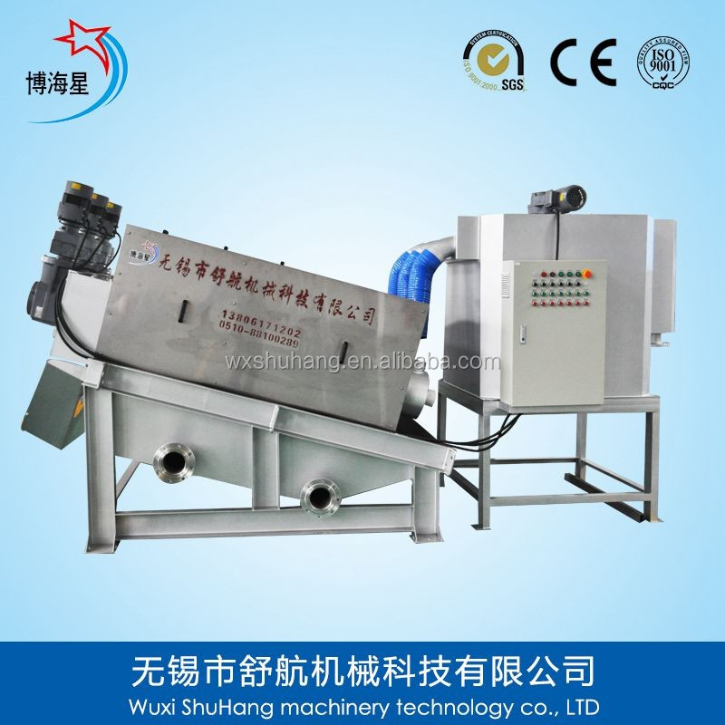 Meat Processing Sewage Treatment Plant