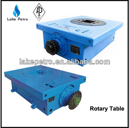 API 7K ZP 375 Rotary Table with main bushing for drilling rig