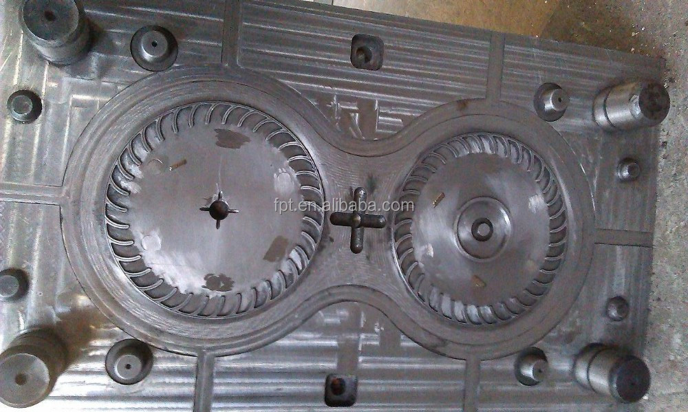 new design plastic air blower mould for air cooler