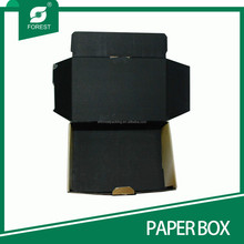 ELECTRONIC INDUSTRY CUSTOM MADE FLAT PACKING CORRUGATED PAPER BOXES FOR PACKAGING
