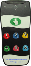 ENJOY Wireless Voting Systems with number buttons Voitures Electriques Enfant Animation