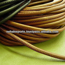 Wholesale jewelry string leather cords