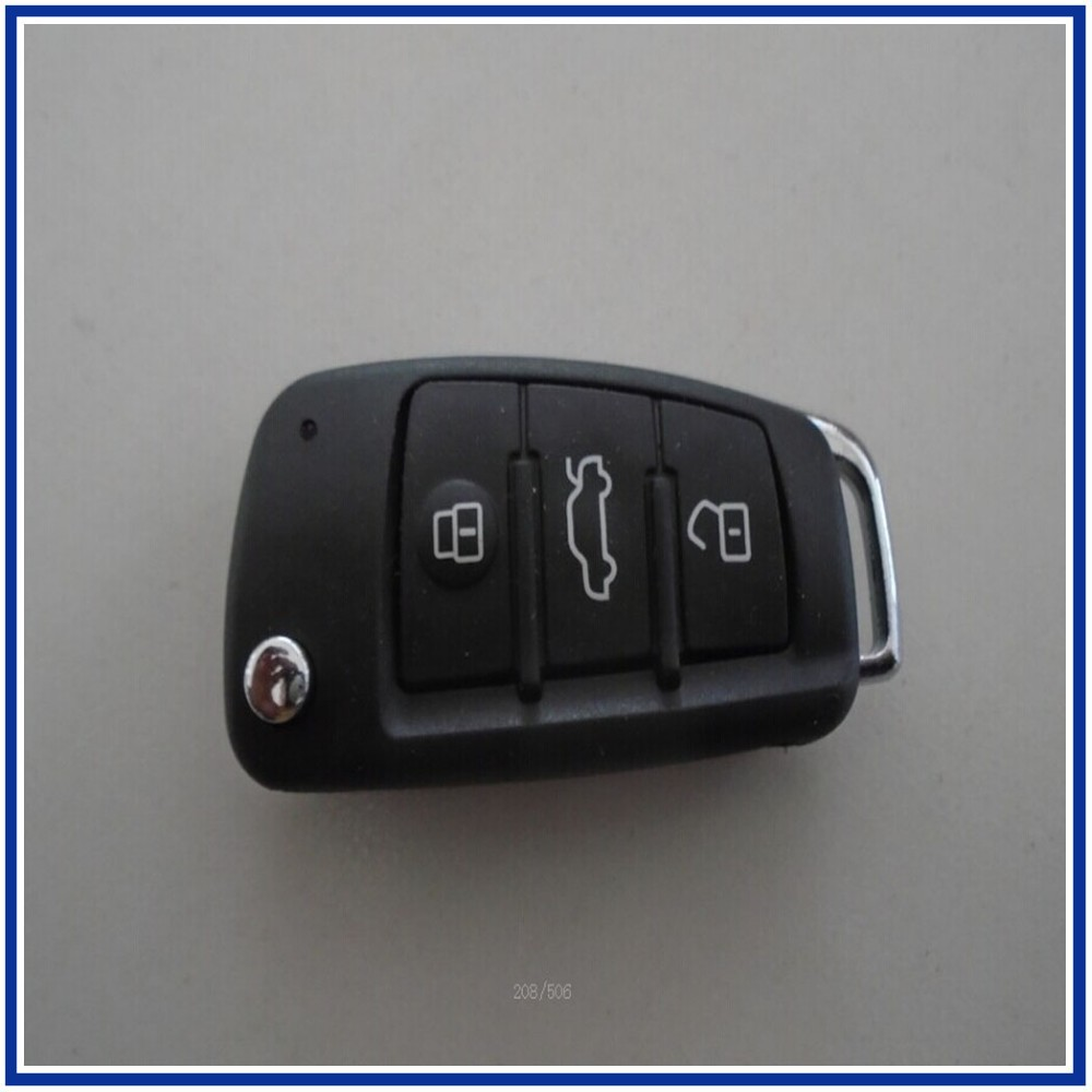 High quality car key for 3 button