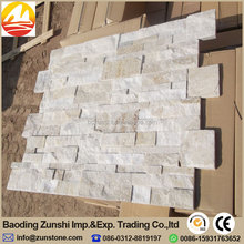 Natural White Quartz Flat Stone For Sale