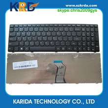 Spanish Italian French UK US Laptop keyboard for Lenovo G500 G510 G505 G700 G710 notebook keyboard
