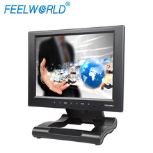1024X768 resolution usb interface resisitive touchscreen vga hdmi input 10 inch headrest monitor for dvd vcd gps system display