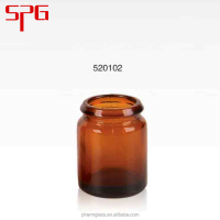 10ml Amber Pill Glass bottle