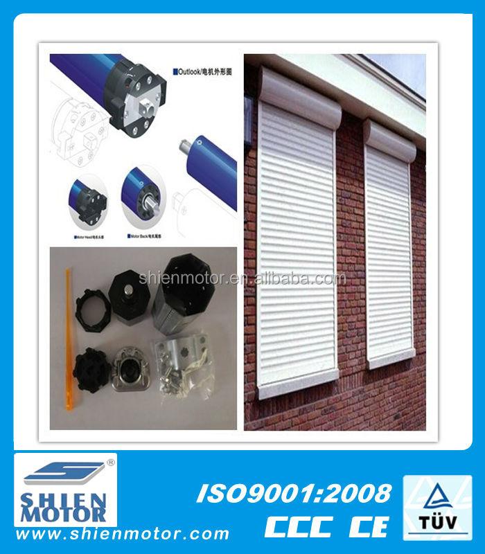 Ac 35mm roller shutter tubular motor buy ac 35mm roller for Roller shutter motor price