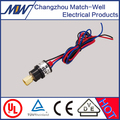 microw low water pressure switch