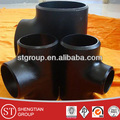 carbon steel seamless pipe tee joints