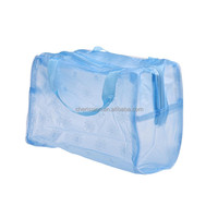 Waterproof transparent cosmetic bag & cases