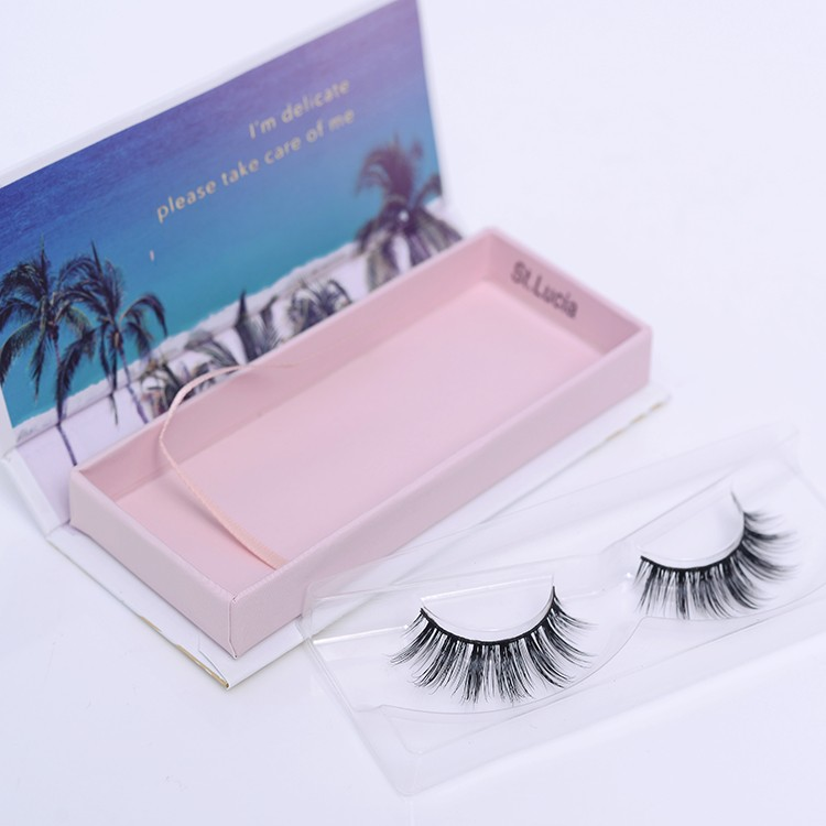 Private Label custom eyelash box