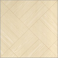 Soluble salt slip resistant outdoor tile