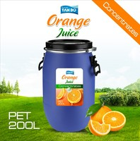 Tan Do Fruit Juice Concentrate in 200L Drum