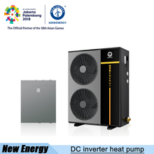 Split Type Air To Water DC INVERTER Heat Pump,hot water heating/cooling