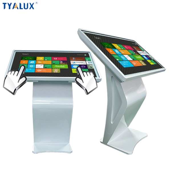 65 Inch Double Side Custom Made Kiosk Digital Signage For Advertising