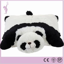 Factory Custom soft stufed animal plush pet pillow toy