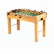 happy toy ABS plastic football game set soccer table for adult