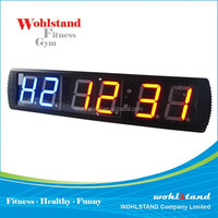 Six digit Crossfit timer|led fitness timer|club gym sports timer