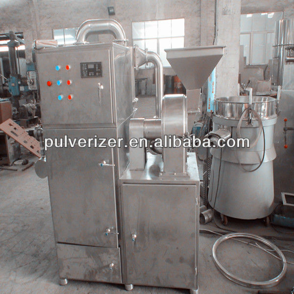 tea particles Dust Turbine Mill