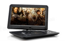 12 inch portable dvd player with tv tuner and radio