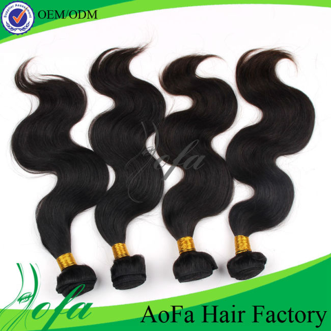 New natural color unprocessing dyeable virginia cheap remy hair