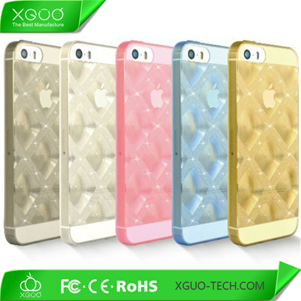 hot selling tpu soft gel case for iphone 5