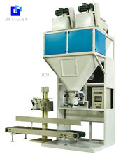 500-600bags/hour full automatic flour packing machine, empty bag hang operated filling machine