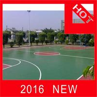 Multifunctional school stadium indoor basketball court for sale made in China
