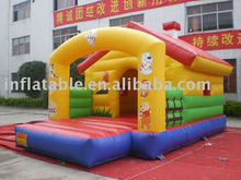 inflatable animal farm bounce house and jumping equipment