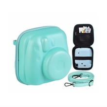 GX wholesale fashion hard EVA Fujifilm Instax Mini 8 9 camera case bag