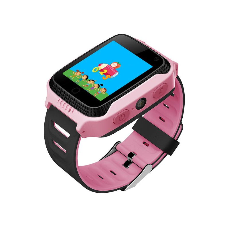1.44'' touch screen kids smart watch supports GPRS/<strong>GSM</strong>/GPS/SIM card/electronic Fence/SOS