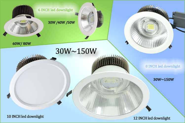 CREE Chips led downlight