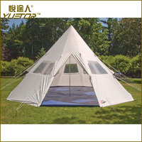 YUETOR one poles tent with CE certificate