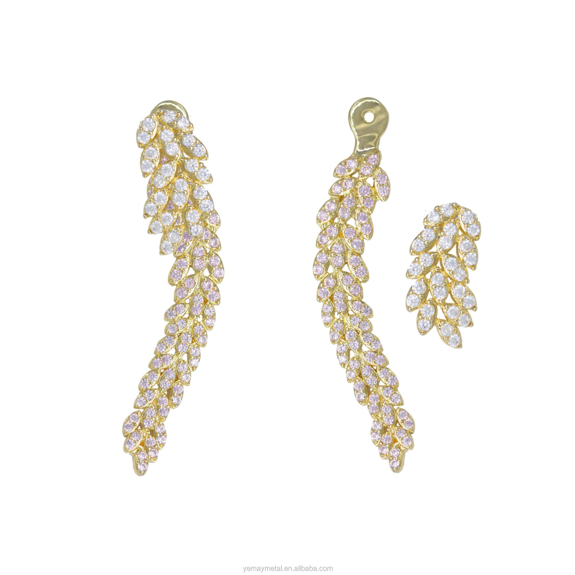 by green with large marni operandi earrings loading moda asymmetrical asymmetric in strass