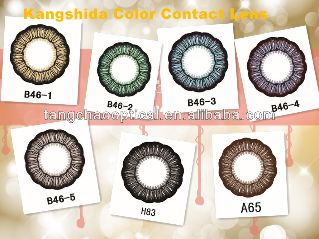 Cosmetic Color Contact Lens